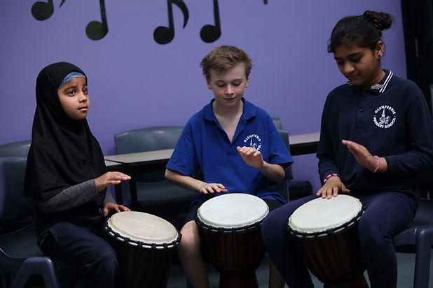 Internation Students photo